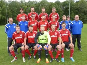 1 Mannschaft Saison 2015-2016