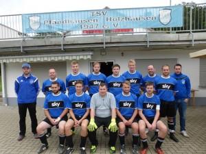 2 Mannschaft Saison 2015-2016